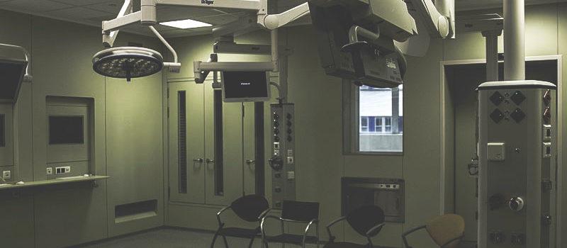 Nice Spacious Emergency Room